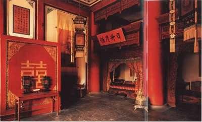 揭中国古代皇帝的洞房习俗 想结婚要花大价钱