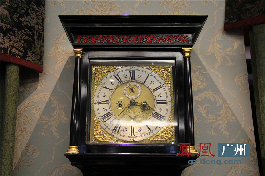 唯时无价 图揭帝王最爱的古董落地大钟 高清组图