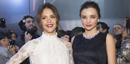 H&M秀场:杰西卡与米兰达黑白PK