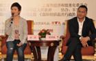 2013中国时尚产业圆桌论坛现场,时尚传媒集团市场总经理徐聪