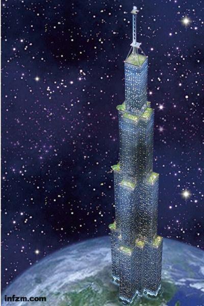 """长沙""""世界第一高楼"""":除了火葬场什么都有"""