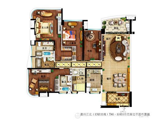 农村自建房100平方四房两厅一厨房1卫生间还有楼梯的图图片