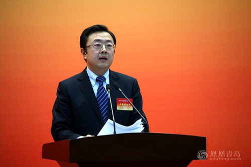 青岛市安全监管局局长李兴伟:强化措施治隐患