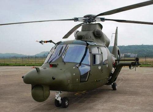 俄媒:中国推出两款攻击直升机 直-19隐蔽性更强