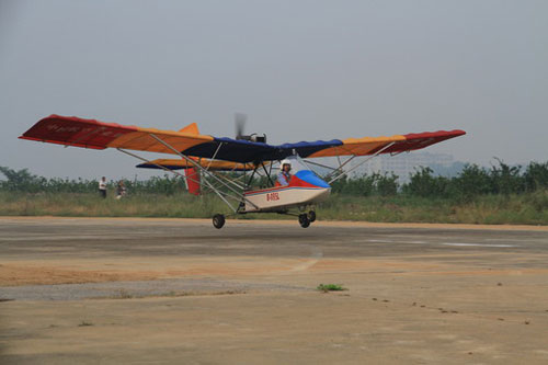 a2c-l超轻型飞机是在a2c超轻型水上飞机的基础上