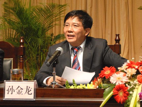 安徽省委副书记孙金龙去向调任湖南省委副书