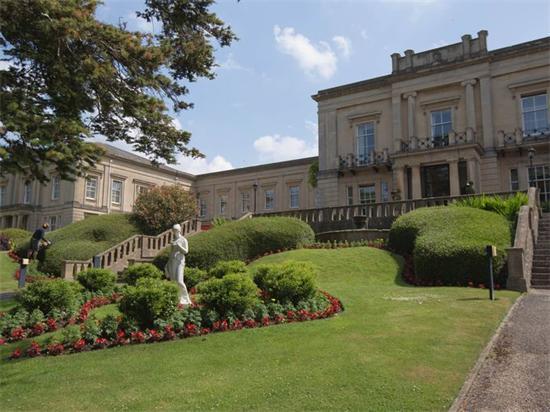 穿越过去 玩转英国六大庄园酒店图片
