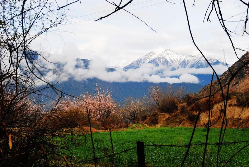 惊艳的西藏小江南林芝 眼睛上天堂灵魂归故乡