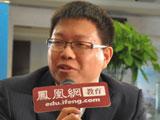 沪江网副总裁徐华:最好先抱着不赚钱的态度