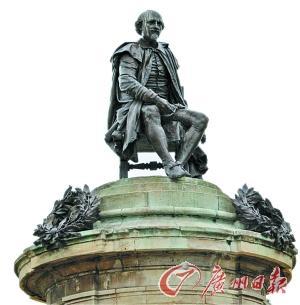 莎士比亚原是奸商 疑曾趁饥荒放高利贷囤粮牟利