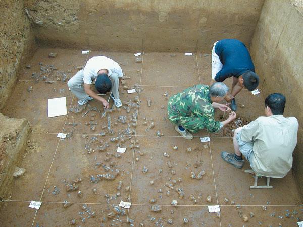 天津人文史提前至距今4万年以前2
