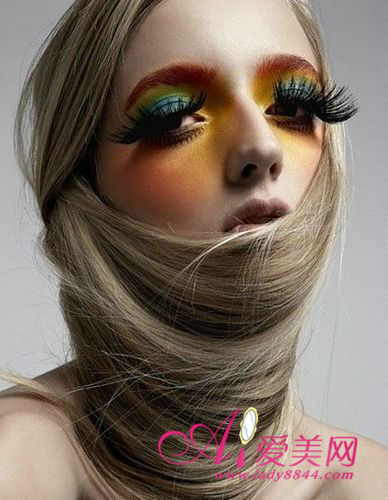 【最新】极致华丽的睫毛艺术 挑战奢华电眼极限