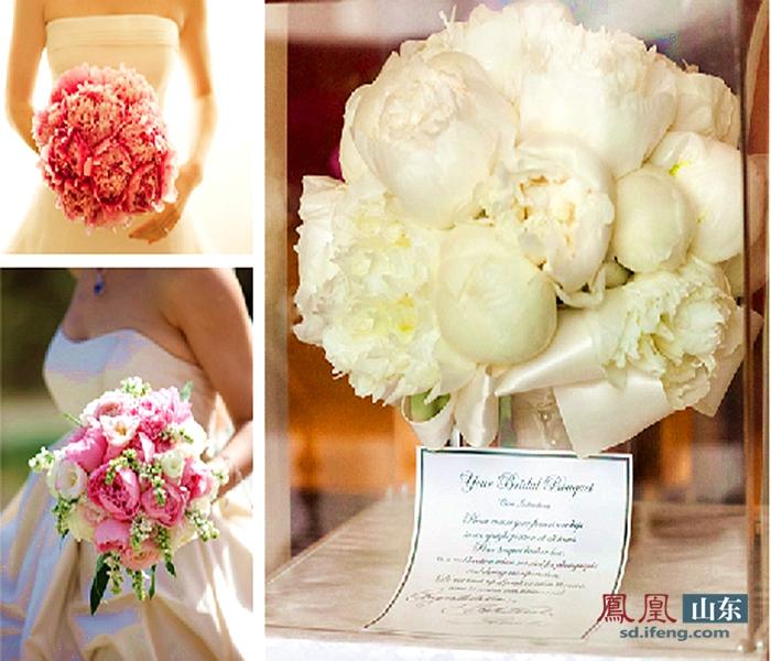 西式新娘手捧花系列 寓意爱的传承