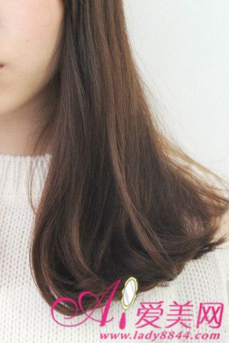 韩式微卷长发烫发气质型女生首选