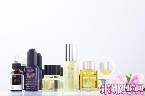 春季养肤改变肌肤未来的美容油集合