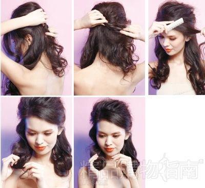 和婚礼发型师说no 新娘不盘发|头发|发型师