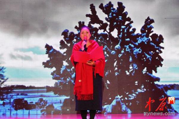 阿紫诗歌讲座暨朗诵会于河南理工大学万方科技学院举办