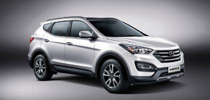 北京现代全新胜达风暴来袭 引领SUV生活方式新潮流