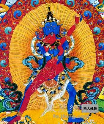 观修的智慧与欢喜+藏传佛教五大金刚的艺术特