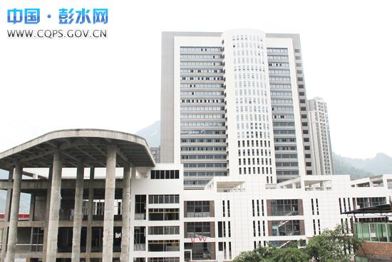 开放病床265张,是彭水县最大的综合性二级乙等医院
