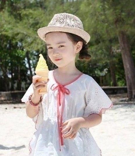 韩国6岁小萝莉成熟美网络走红引争议