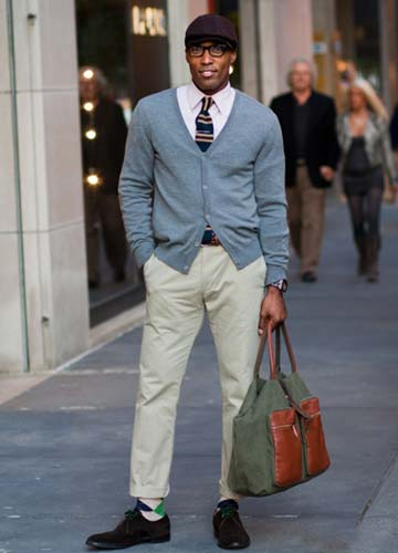 高中长筒袜:高格调的腿上时尚!东路男士图片
