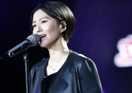 我是歌手第三季10期彩排私照 谭维维往日时光酷帅duang翻天