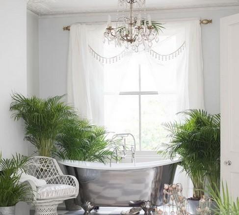利用空间超强收纳 小户型浴室装修分寸必争高清图片