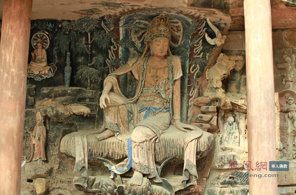 大足石刻 东方艺术的包容之美