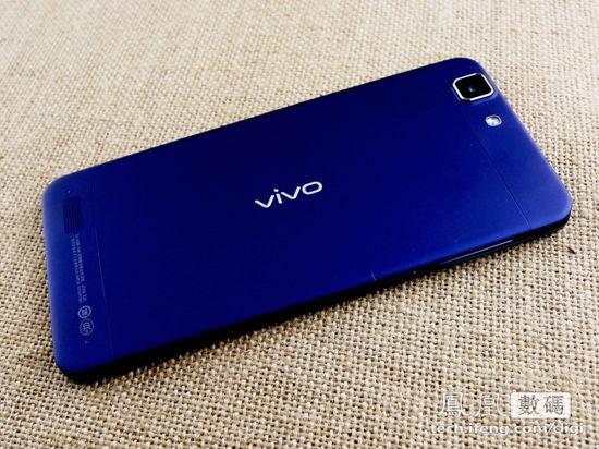vivox9蓝色壁纸