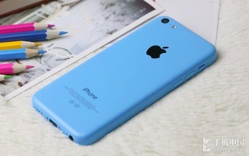 iphone 5c背面图片