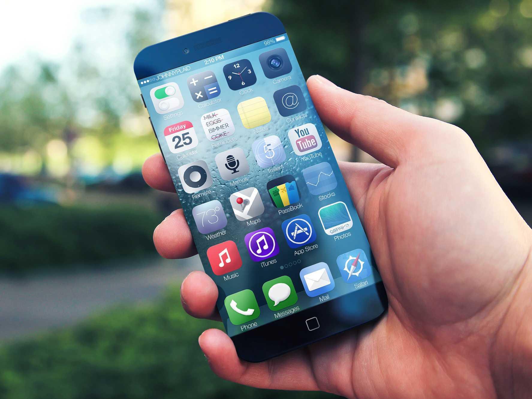 产业链称iPhone 6或6月发布 配4.8英寸屏幕