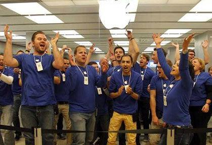 员工喜爱苹果的12个原因 除了乔布斯还有啥?