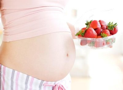 """""""第六周""""反应女人在怀孕初期,由于一些女性月经期一直比高清图片"""