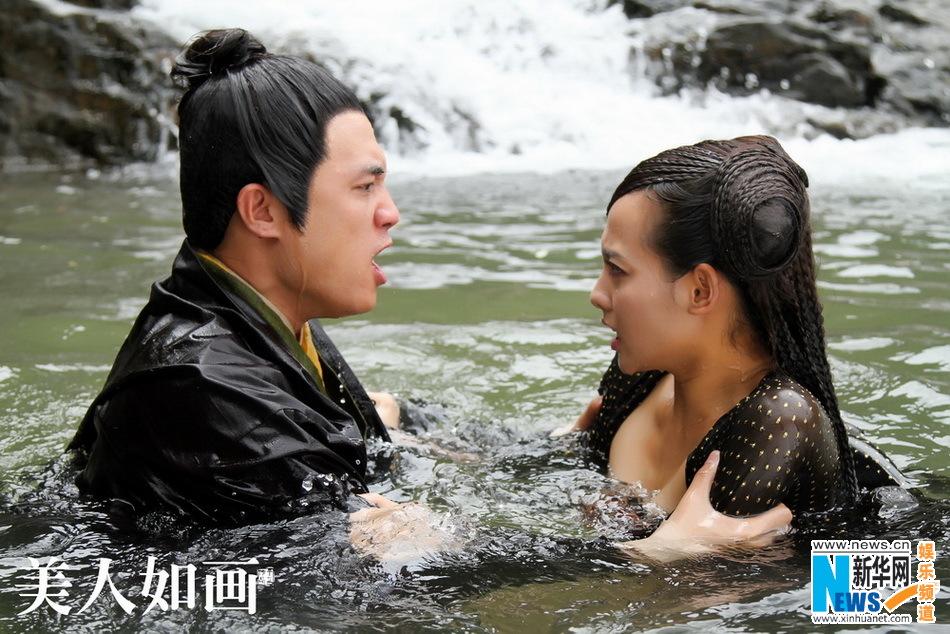 沐浴--情愫 - 寒雪 - 寒雪·欢迎您!