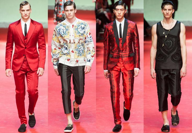 Dolce & Gabbana专场秀