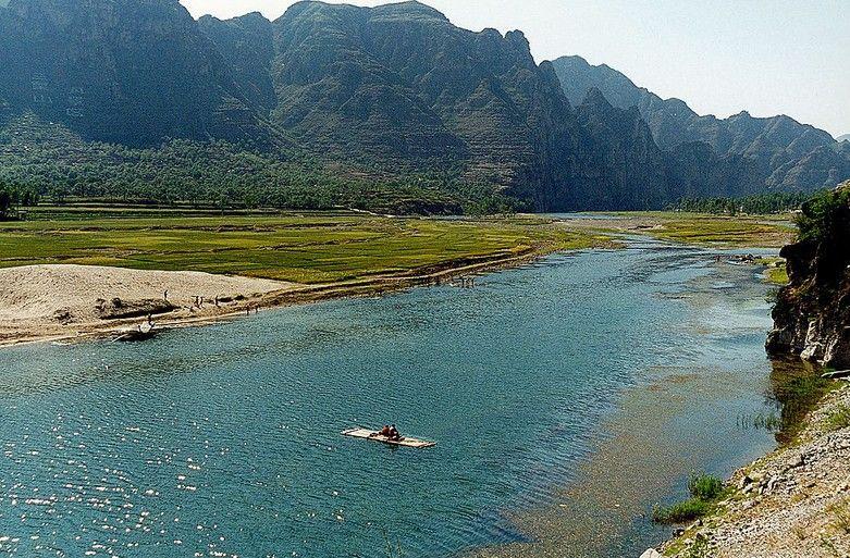 0公里.由于在历史上这条河谷中一共有十个渡过拒马河的摆渡渡?-图片