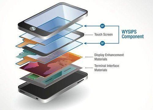 手机构造结构图