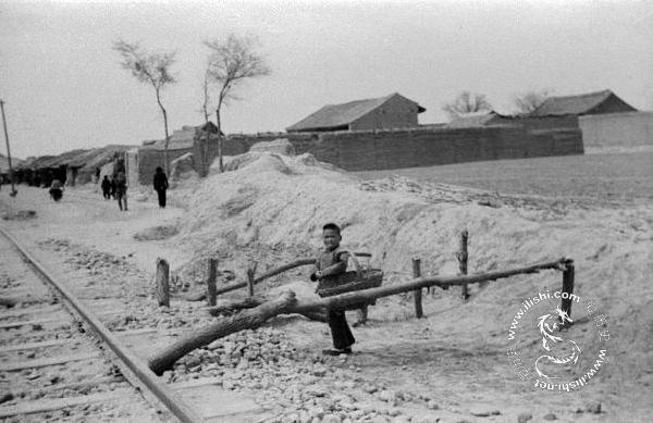 1942年河南大饥荒的真实场景 高清组图