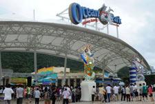 凤凰时尚活动在香港海洋公园举办