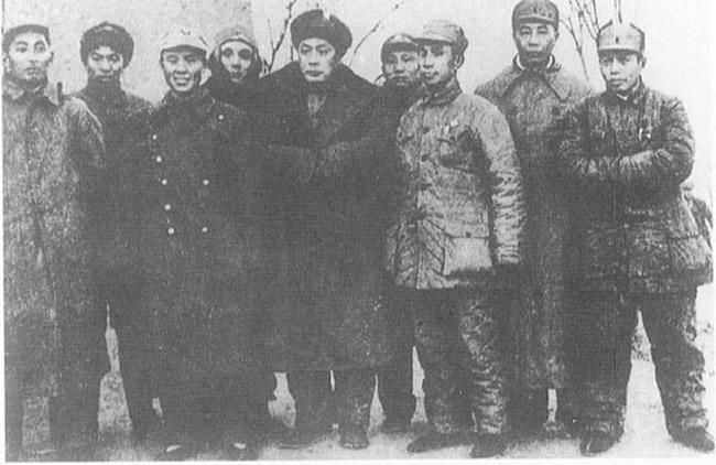 [社会万象]揭秘解放战争中惟一被俘后遭处决的国民党军中将(转载)