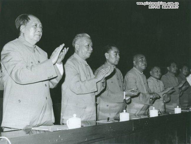 揭秘共和国第一代领导及其夫人们工资