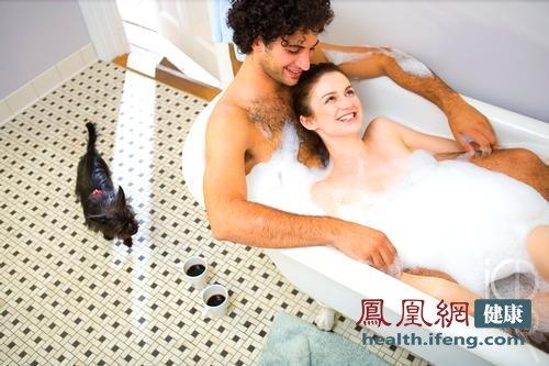 男人洗澡方式暴露他的出轨指数