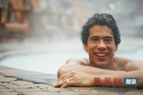 男人洗澡方式暴露他的出轨指数图片