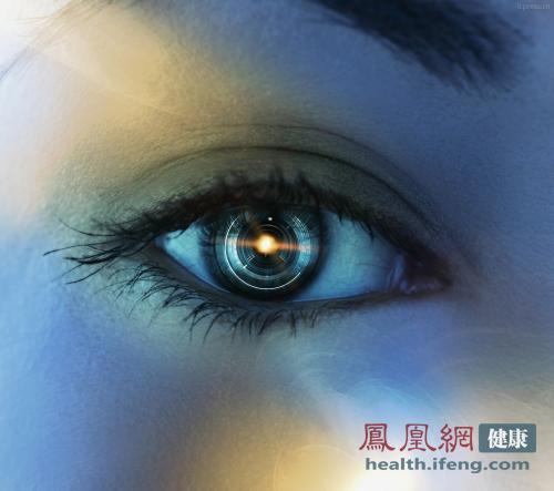 眼睛是五脏窗口 体内患何病一看眼睛便知 - 和蔼一郎 - 和蔼一郎