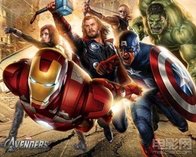正义联盟》筹拍对抗《复联》 两大公司超级英雄比拼
