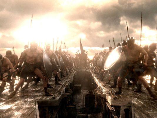 《300勇士:帝国崛起》中希腊海军将大败波斯远征军