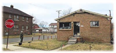 美报记者走访底特律:买的不是房而是债务
