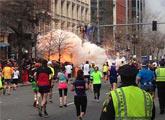美国波士顿马拉松爆炸