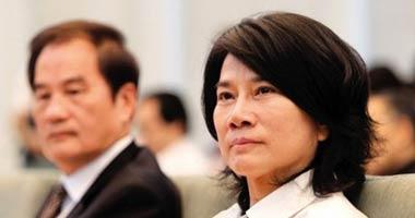 董明珠与朱江洪共同出席活动